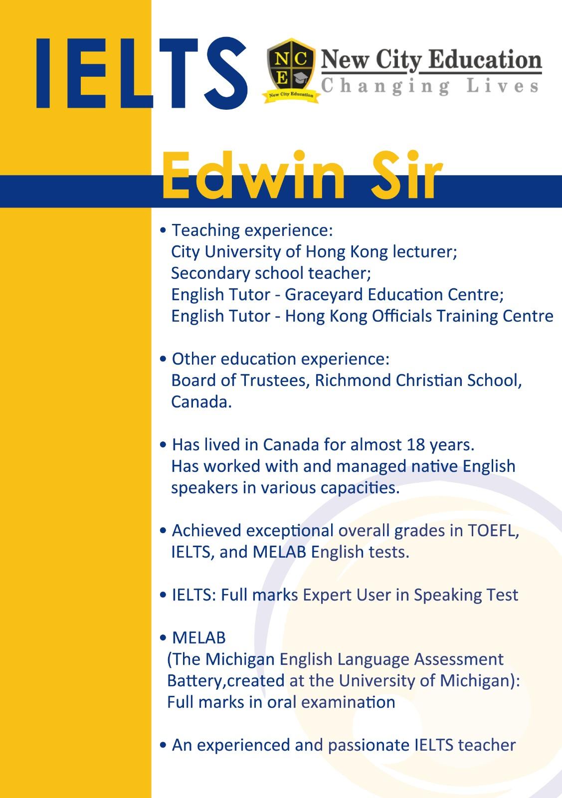 International English Language Tests